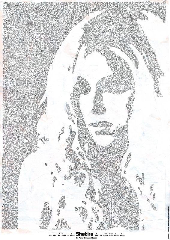 Shakira - Pierre Emman... Shakira