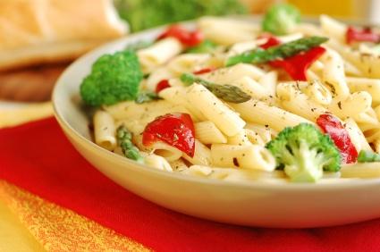 Quick and Easy Turkey Pasta Primavera | Dinner Recipes/Videos | Pinte ...