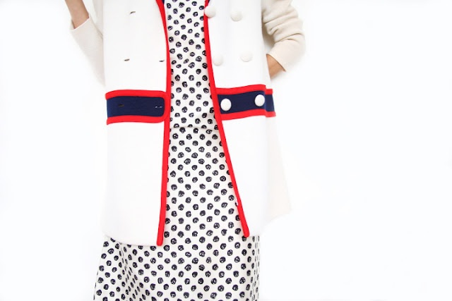 classy polka-dots from #givenchy