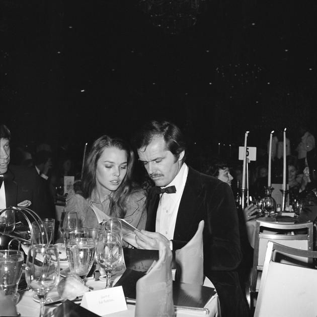 Jack Nicholson's Roman...