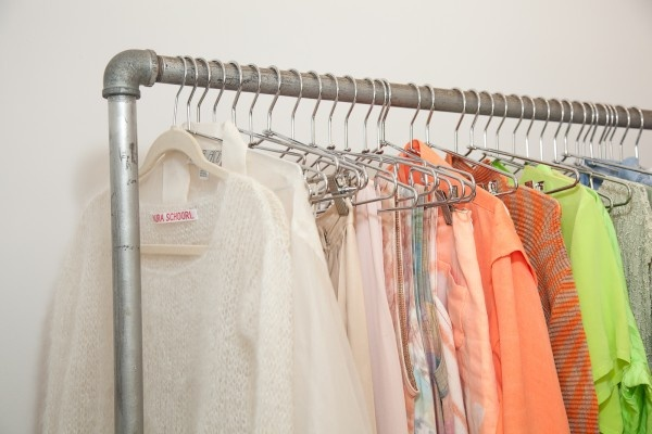 Berkeley boutique owner shows off her style. Photos by Molly