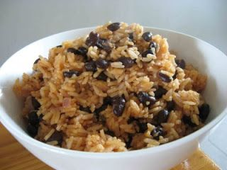 CONGRI - CUBAN RICE AND RED BEANS DISH | Favorite Recipes | Pinterest