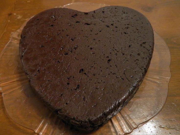 Flourless Chocolate-Almond Cake With Almond-Cherry-Caramel ...