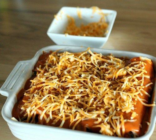 ENCHILLADAS | food for thought | Pinterest