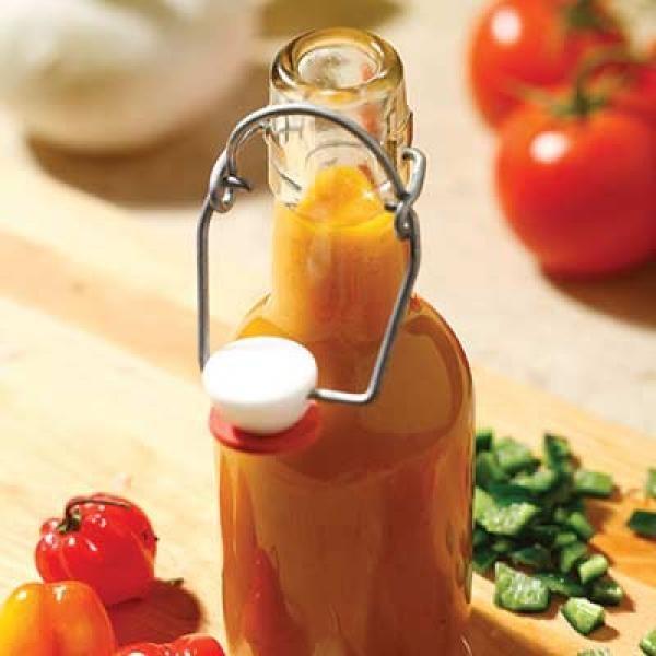 Homemade Hot Sauce | KitchenDaily.com