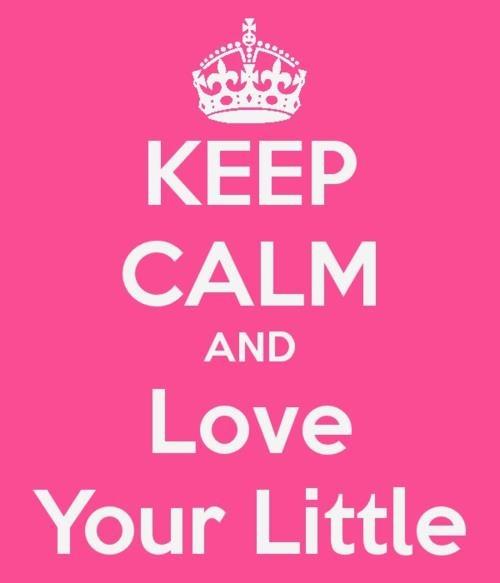 little!