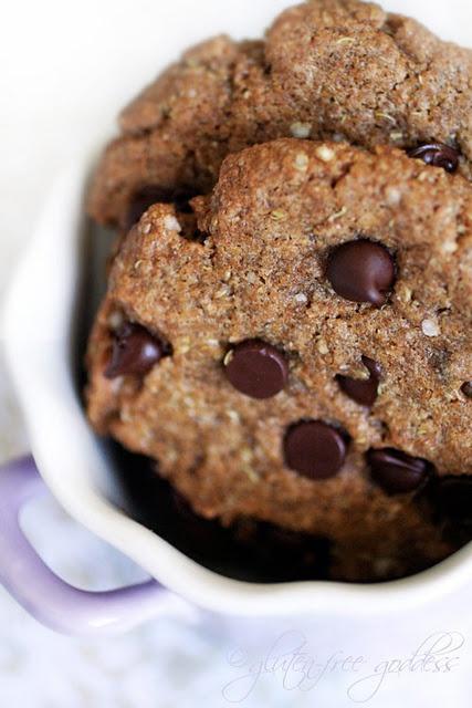 Quinoa Chocolate Chip Cookies | Food & Drink | Pinterest
