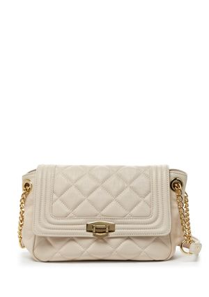 Zenith Handbags Quilted Flapover Shoulder Bag 6