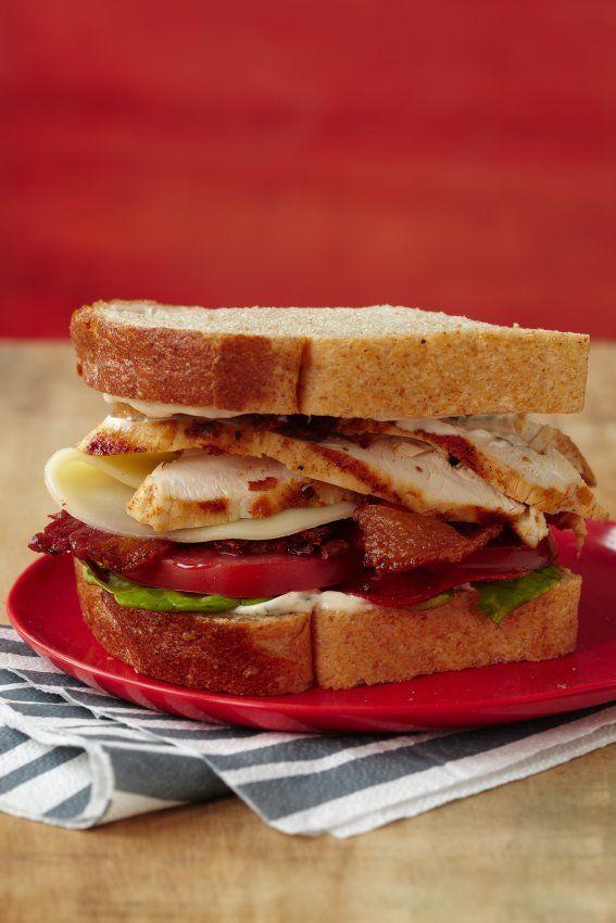 club sandwich recipes