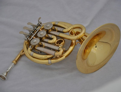 French Horn Piccolo French Cupronickel Tuningpipe with Case   eBayPiccolo French Horn Ebay