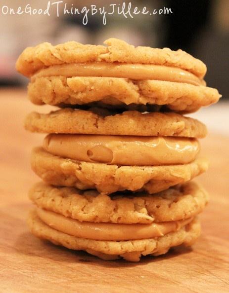 Homemade Nutter Butter Cookie Recipe   cookies   Pinterest