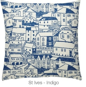 D A Morris Dentist St Ives St Ives 251802 Designer Fabrics and Wallpapers by Sanderson, Harlequin ...