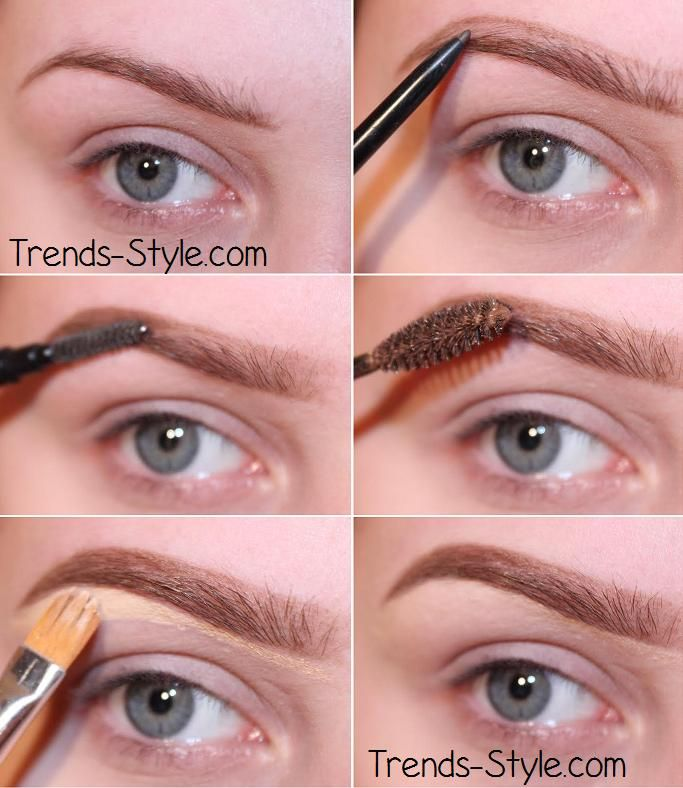 Simple Brow Tutorial by Trendy-Style