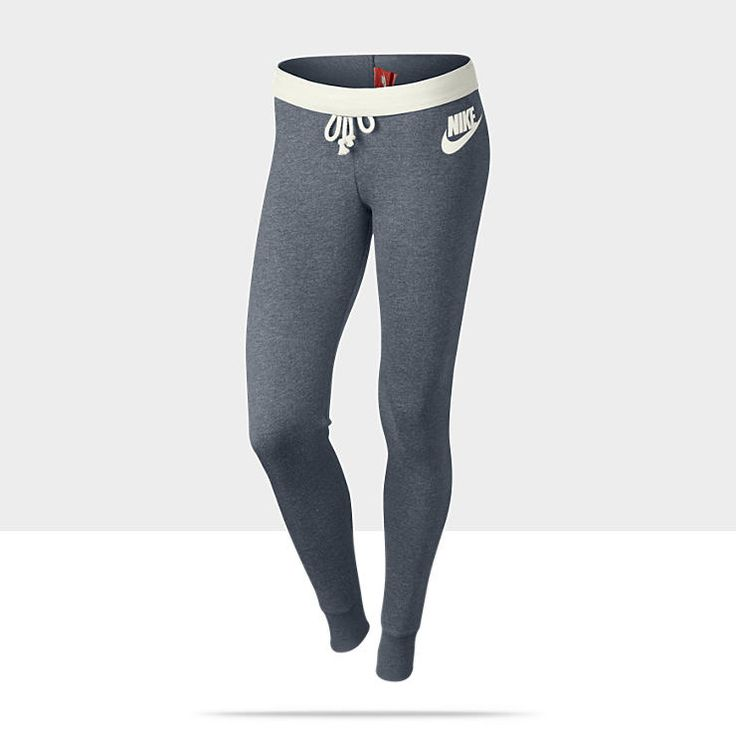 Elegant Nike Time Out Capri Sweatpants In Gray Dark Grey Heather  Lyst