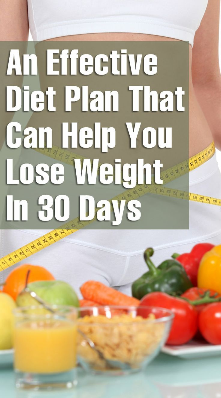 Effective diet plan to lose weight fast 101