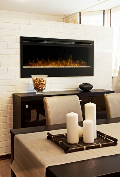 Dimplex Synergy 50 Inch Electric Fireplace Blf50