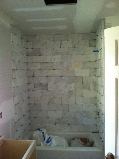 bathroom tile ideas banos pinterest