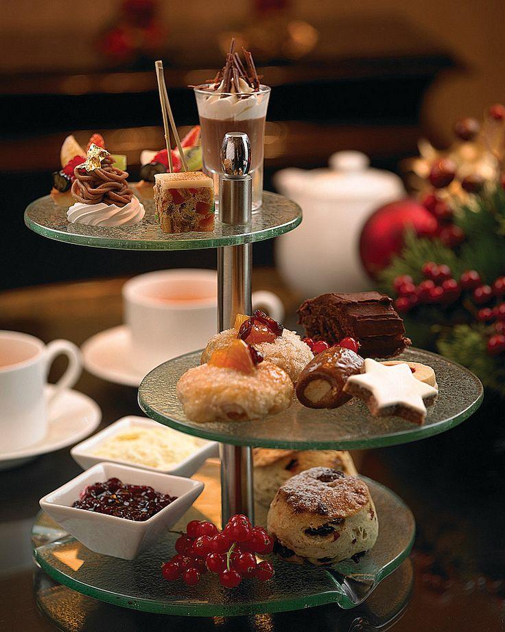 Christmas Afternoon Tea | Afternoon Tea Ideas | Pinterest