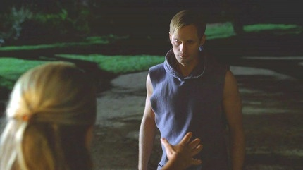 Eric and Sookie returns to her house - Photo - Screencaps Ep 405: Me and the Devil - Album - True Blood