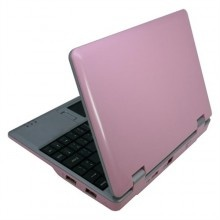 Windows 7 inch Mini WIFI Netbook Pink ... I want this SO bad!