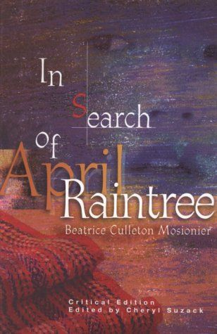 english april raintree essay