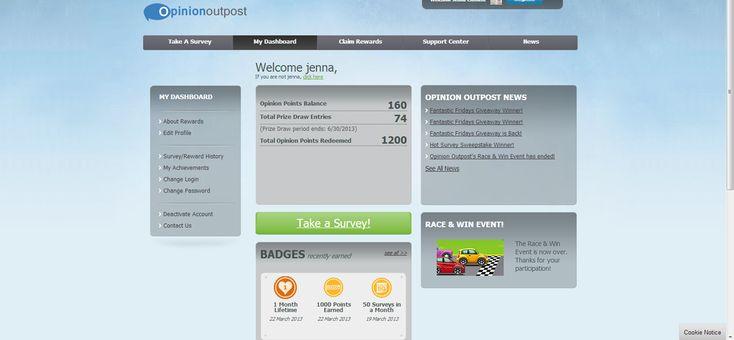 Make money online with surveys express