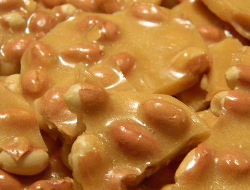 Peanut brittle... | ...Desserts... | Pinterest