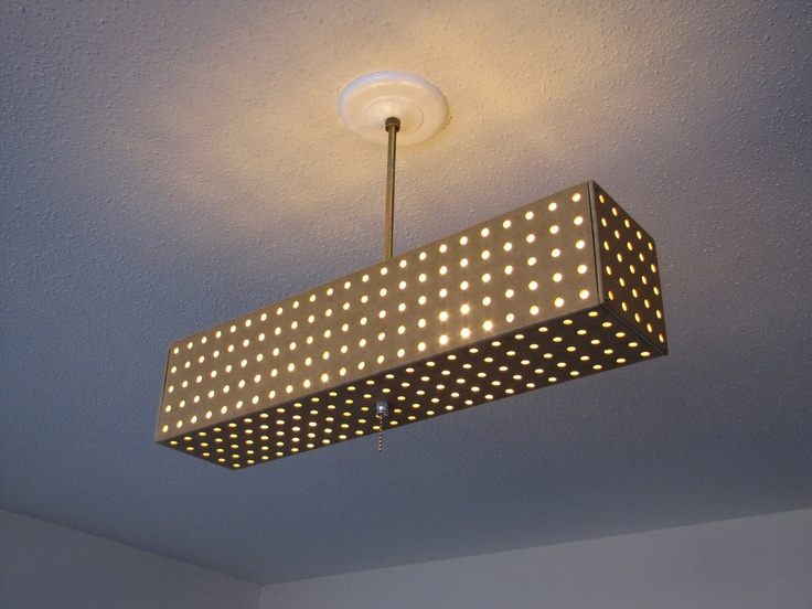 diy ceiling light idea from etsy to make pinterest