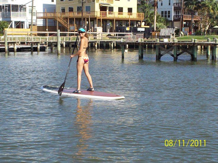 Paddleboarding Clear Lake TX | 50 State Paddleboarding ...