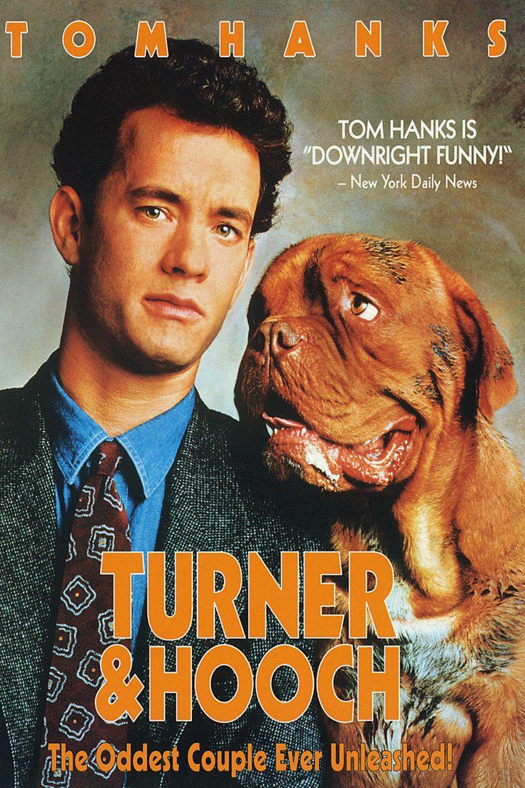 Turner & Hooch/ Tom Hanks