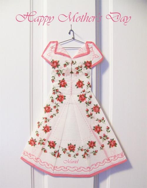 so very cute! The Hanky Dress Lady