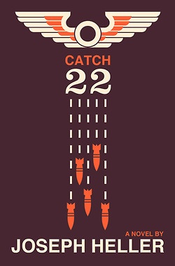 "catch 22 book report ""catch 22"" was published by joseph heller in 1961 it is a satirical novel written in the third person omniscient the book follows an bombardier officer during world war ii, yossarian."