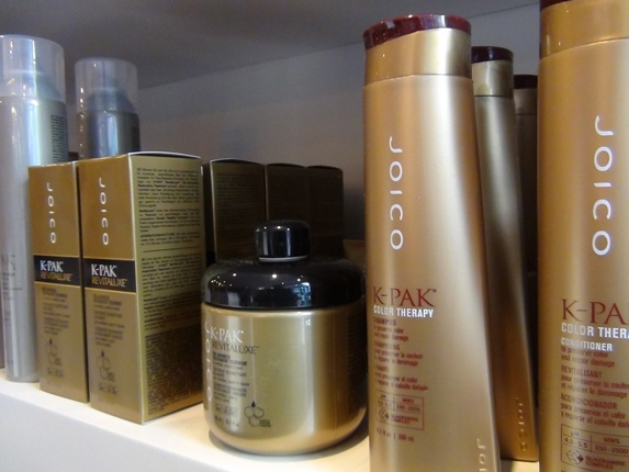 One of the salon's favored product lines: Joico at Ambiance Salon (Pasadena, CA) http://joico.com/salon