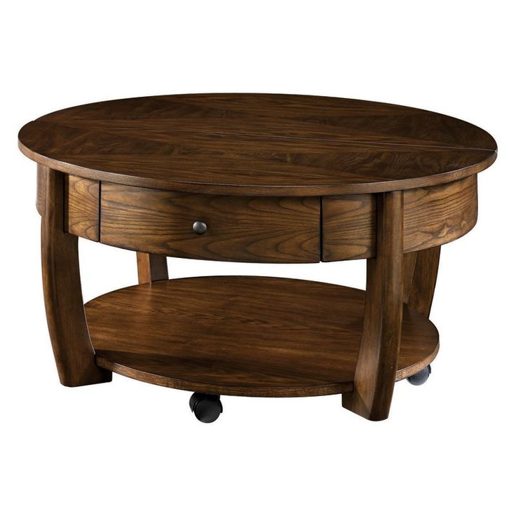 Hammary Concierge Round Coffee Table