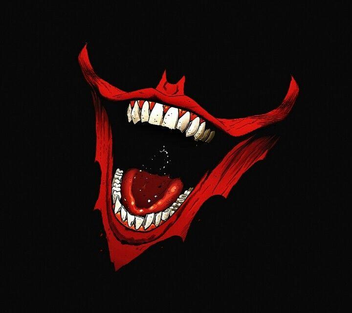 Joker Smile Batman