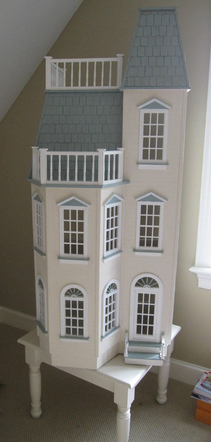 Real Good Toys Playscale Victoriantownhouse Dollhouse