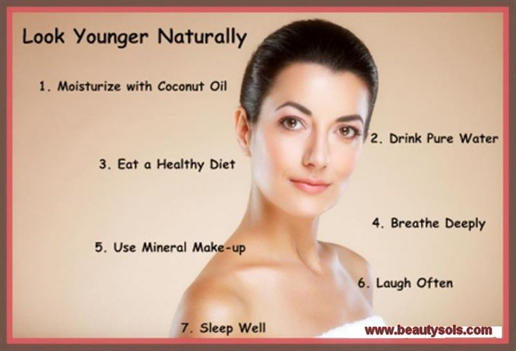 hype hair hairstyles : How To Look Younger Naturally Hairstyles and healthy hair Pintere ...