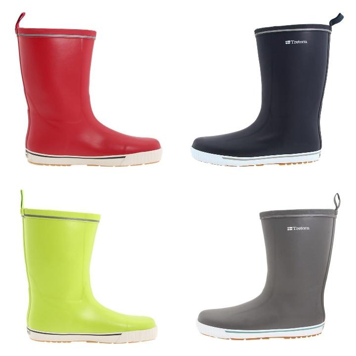 Minion Rubber Rain Boots