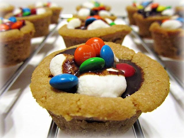 Peanut Butter Cup Surprise Cookies   Cookies   Pinterest
