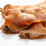 Cornmeal and Brown Sugar Crusted Bacon | Food / Bacon | Pinterest