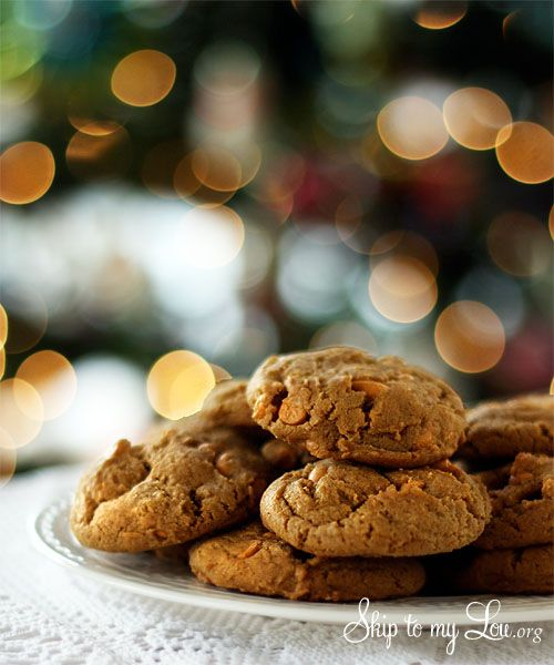 Gingerbread Butterscotch cookies | Delicious | Pinterest