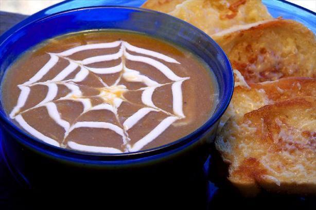 Butternut Squash & Cauliflower Soup | Recipe