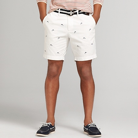 Image for SWORDFISH PRINT SHORT from Tommy Hilfiger USA