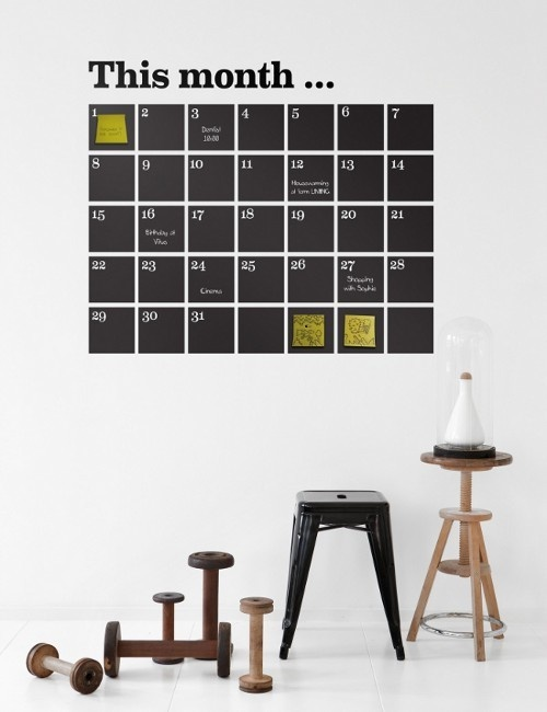 Wall calendar | Home Office
