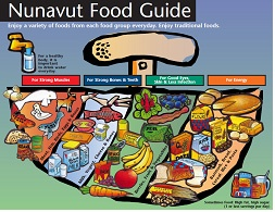 nunavut country food distribution program