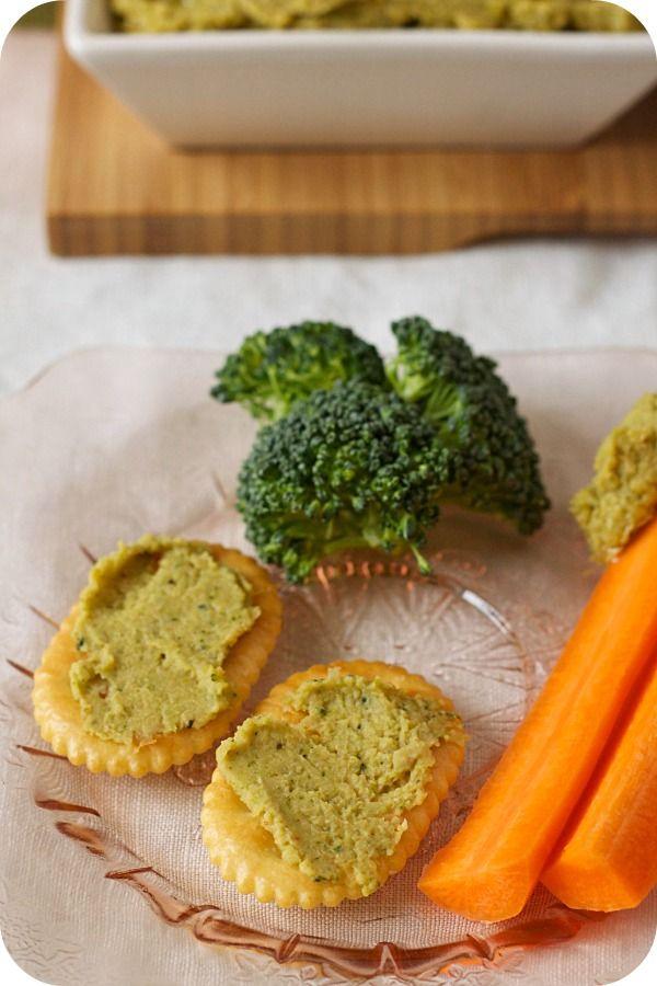 Roasted broccoli hummus   Recipes - Savoury   Pinterest
