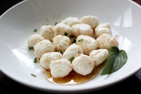 Simple Ricotta Gnocchi with Browned Butter, Sage