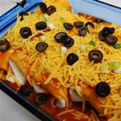Angela's Awesome Enchiladas - These are the absolute best enchiladas I ...