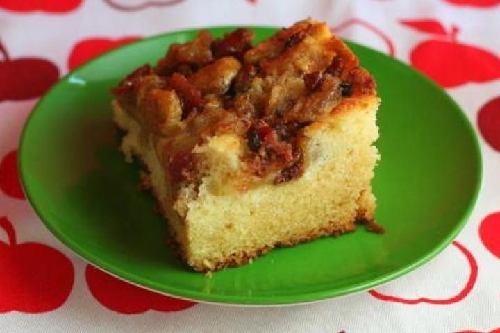 Bacon breakfast cake | Favorite Recipes | Pinterest