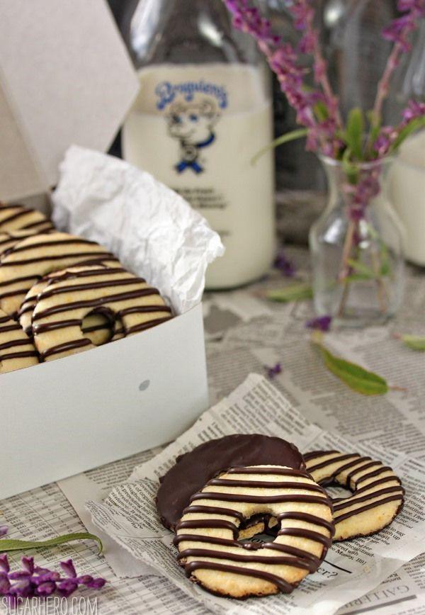 homemade keebler fudge stripe cookies recipes dishmaps keebler fudge ...